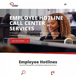 Employees Call Off Hotline | Attendance Line Answering Services from Employee Hotlines