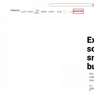 EXAI is the Best Website Builder for Small Business