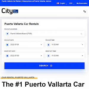 Puerto Vallarta Car Rental