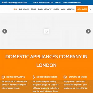 Domestic Appliances Repair