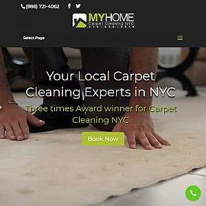 My Home Carpet Cleaning NYC