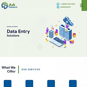 Data Scraping Services in India