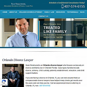 Orlando Family Law and Divorce Attorney