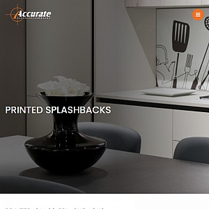 Accurate Glass Printed Glass Splashbacks Melbourne