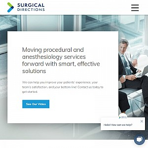 Surgical Directions- Healthcare Consulting Firm