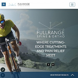 Orthopedic Doctor Los Angeles - Full Range Spine & Ortho