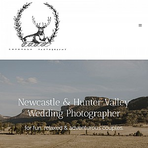 Cavanagh Photography - Hunter Valley wedding photographer Newcastle