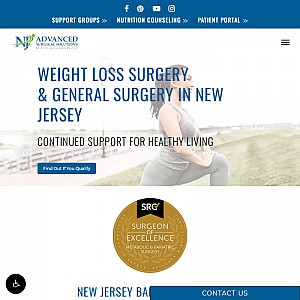 Best Bariatric Surgeons New Jersey - NJ Advanced Surgical Solutions