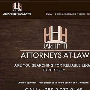 Jari Hytti Attorneys-at-law, Tampere, Finland