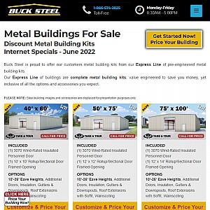 Discount Metal Buildings