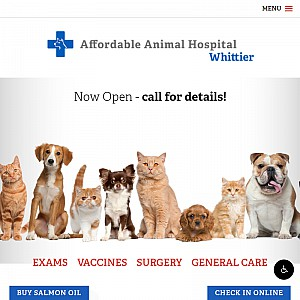 Veterinarian Whittier