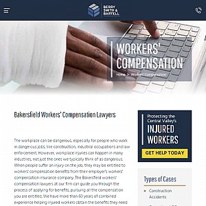Bakersfield Workers Compensation Lawyer
