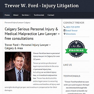 Trevor Ford Law Office
