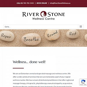 River Stone Massage & Wellness Centre