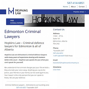 Hopkins MacLeod Criminal Lawyers