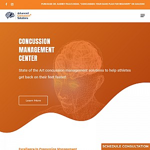 Concussion Specialist - Advanced Concussion Solutions