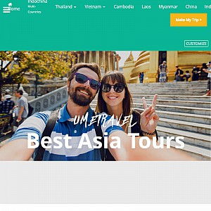 Umetravel.com - Asia, China, Thailand, Vietnam, Cambodia, Laos and Myanmar Tour Packages