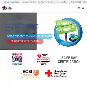 EMC CPR & Safety Training