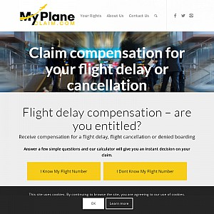 My Plane Claim - Flight Delay Compensation Experts