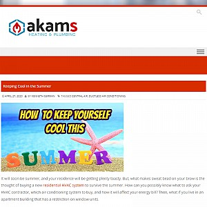 Akams Heating & Plumbing
