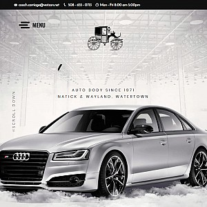 Coach & Carriage Auto Body Inc