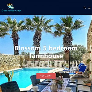 Gozo Villas and Gozo farmhouses with pool