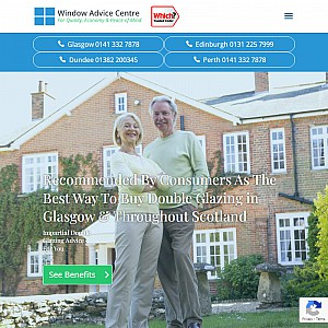 Window Advice Centre | Double Glazing Glasgow | Quality Replacement Windows