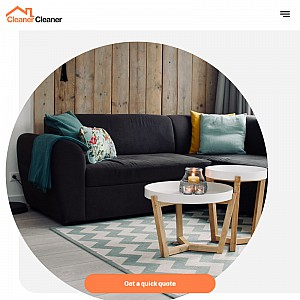 Carpet Cleaning London by Cleaner Cleaner