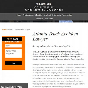 Atlanta Truck Accident Lawyer