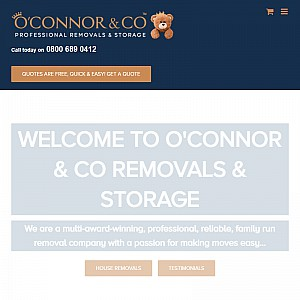 O'Connor & Co Removals & Storage