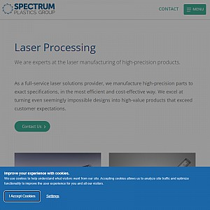 Laser Light Technologies