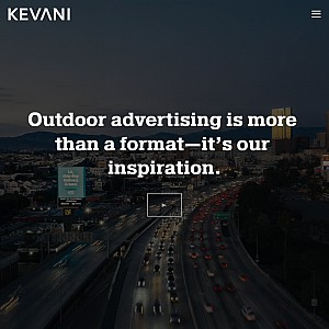 KEVANI Out of Home Advertising