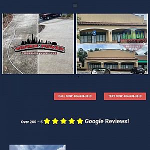 Pressure Washing Marietta Georgia