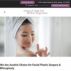Austin Facial Plastic Surgeon - Dr. Anthony Bittar