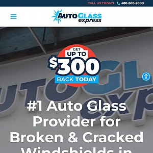 Windshield Replacement in Phoenix, AZ by Auto Glass Express