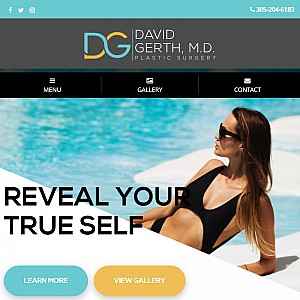 Plastic Surgeon Miami - Dr. David Gerth, MD