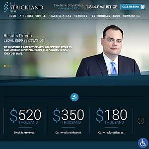 The Strickland Firm