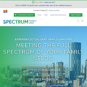 Spectrum Family Law