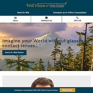 Will Vision & Laser Centers | Portland, OR
