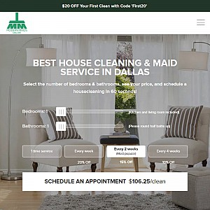 House Cleaning and Maid Service Dallas
