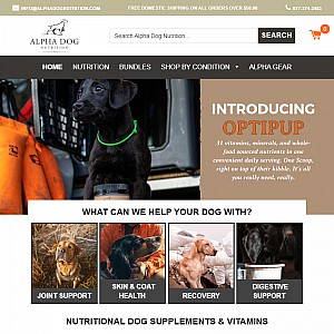 Alpha Dog Nutrition