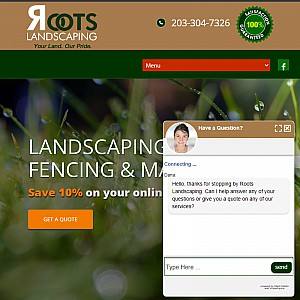 Roots Landscaping