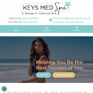 Keys Med Spa | Dr. George Peterson | OBGYN