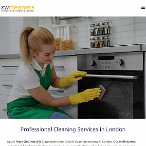 South West Cleaners London