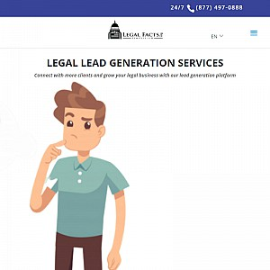 Legal Lead Generation Services in 2020