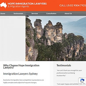Immigration Lawyer Sydney - Hope Immigration Lawyers