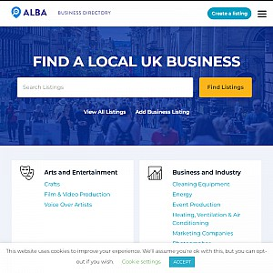 Alba Business Directory