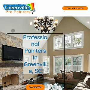 Full Service Painting Service in Greenville, SC
