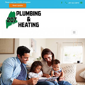 207 Plumbing & Heating - Southern Maine Heating, Plumbing & Heat Pumps