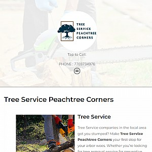 Tree Service Peachtree Corners